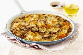 Mushroom and Sweet Potato Frittata Image 2