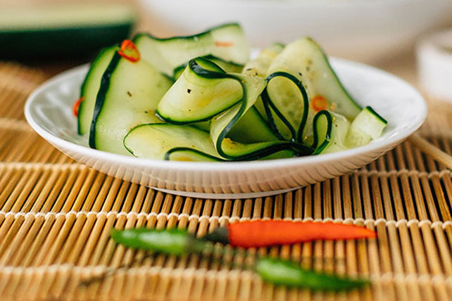 Thai Cucumber Salad Image 1