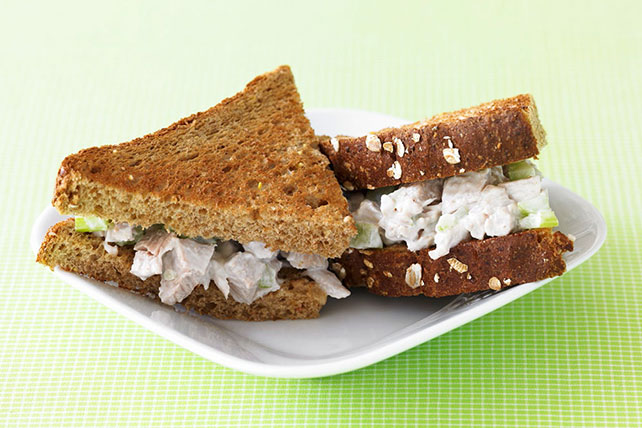 Chicken-Apple Salad Sandwiches Image 1