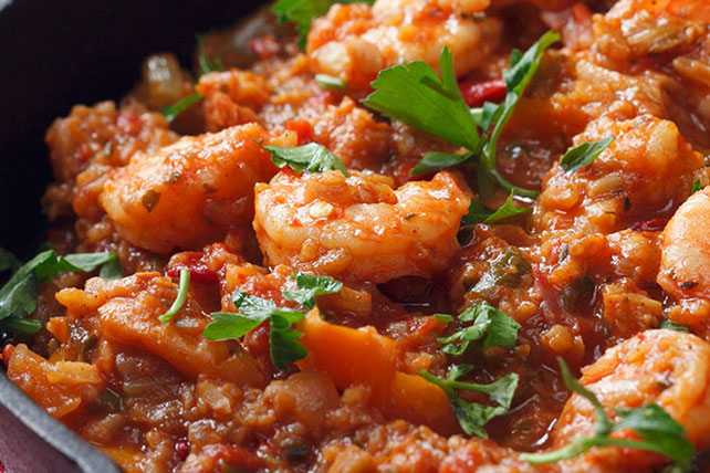 Sausage & Shrimp Jambalaya Image 1