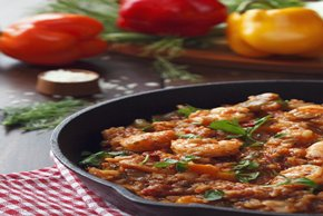Sausage & Shrimp Jambalaya Image 2