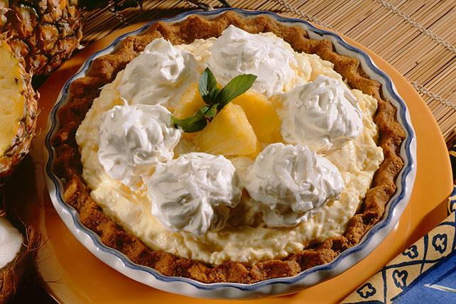 Pineapple Cream Pie Image 1