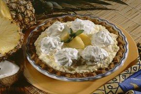 Pineapple Cream Pie Image 2