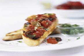 Roasted Tomato & Olive Bruschetta Image 2