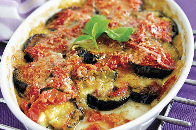 Eggplant Parmagiana Casserole My Food And Family