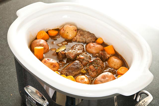 BBQ Beef Stew Image 1