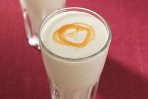 Vanilla-Banana Smoothies