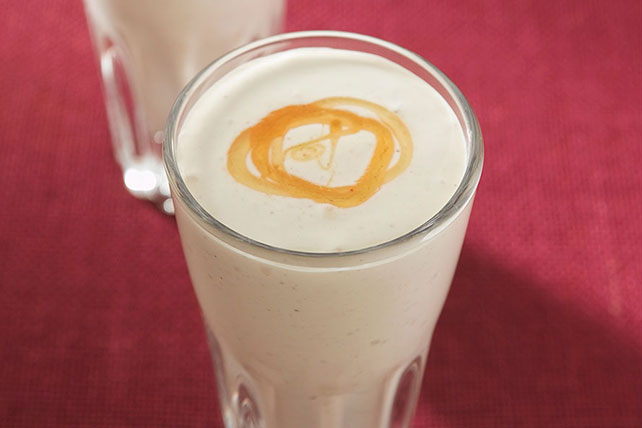 Vanilla-Banana Smoothie Image 1