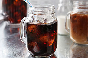 Easy Cold-Brewed Coffee