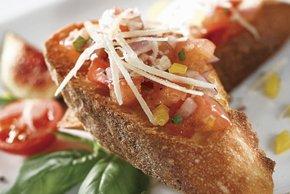 Tomato & Yellow Pepper Bruschetta Image 2