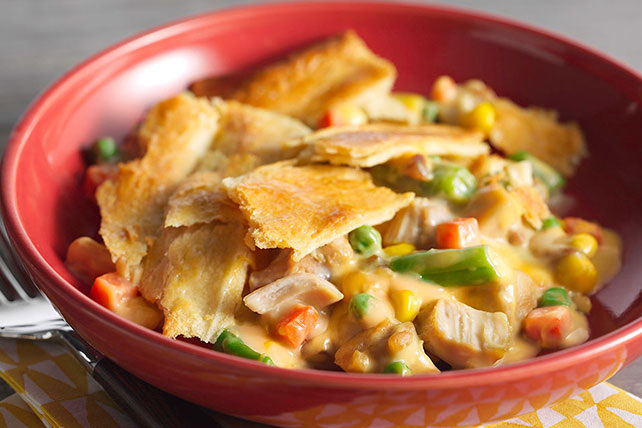 Easy Pot Pie Recipe Image 1