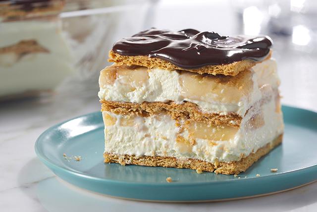 No Bake Banana Clair Cake Kraft Recipes