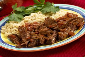 Slow-Cooker Beef and Salsa Image 2