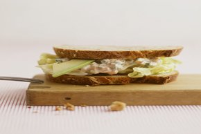 Avocado Ranch Turkey Sandwich Image 2
