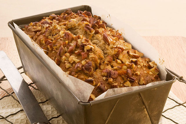 Maple-Pecan Banana Bread