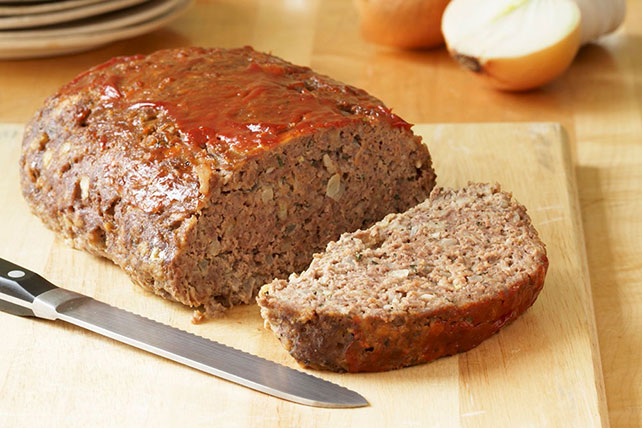 Home-Style Meatloaf Image 1