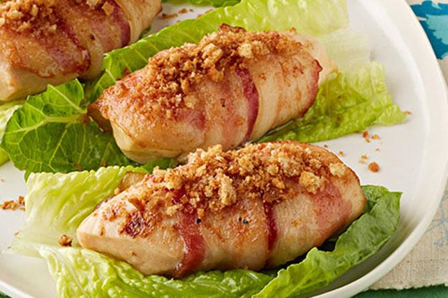 Caesar Baked Chicken Image 1
