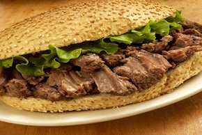 Slow-Cooker Pot Roast Sandwiches Image 2