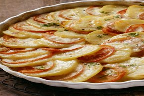 Potato and Tomato Bake Image 2