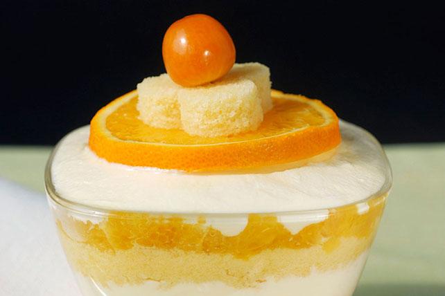 Mini Orange Trifle Image 1