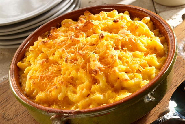 "Homemade Macaroni and Cheese with a ""Twist"" Image 1"