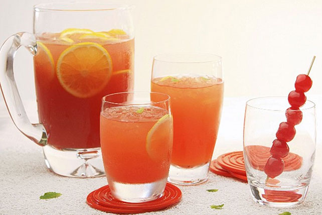 Super Citrus Sparkling Punch Image 1
