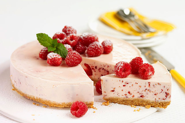 Raspberry Cheesecake Image 1