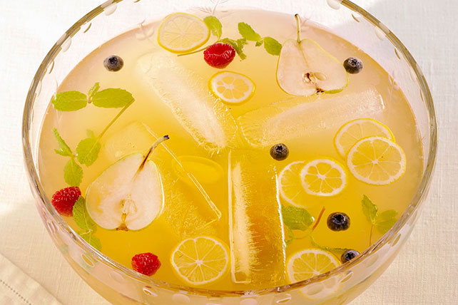 Fruity Sparkling Punch Image 1