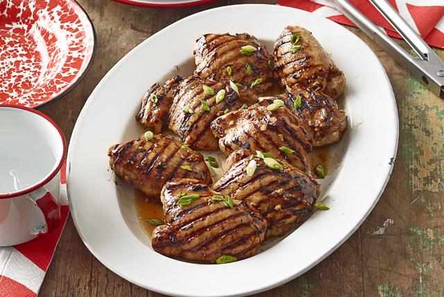 Pollo con salsa Teriyaki para portar Image 1