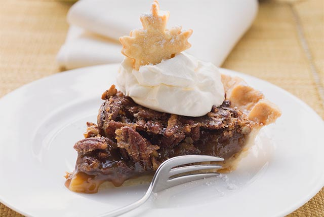 Pecan Pie with Cream Cheese Crust Recipe - Kraft Canada