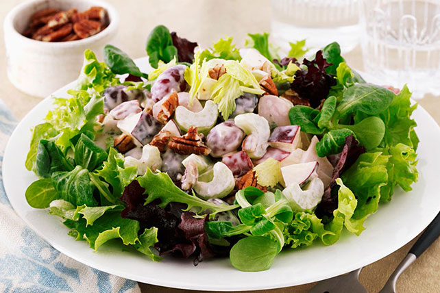Waldorf Salad with a Twist Image 1
