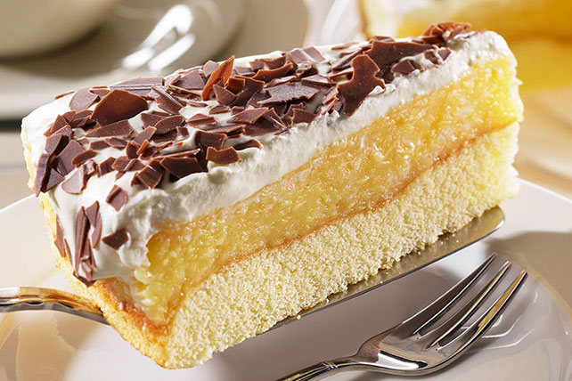 Light Lemon Sponge Cake Recipes: Lemon Sponge Cake Recipe