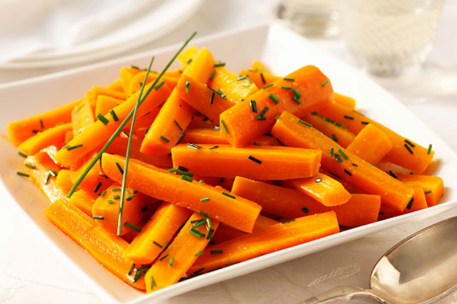 Carrots with Chives Image 1