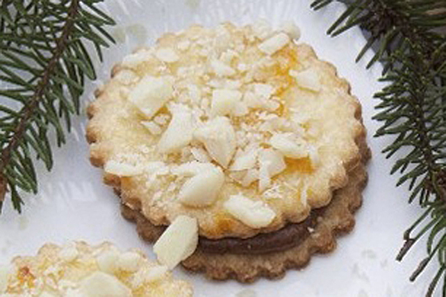 Macadamia Shortbread Cookies Image 1