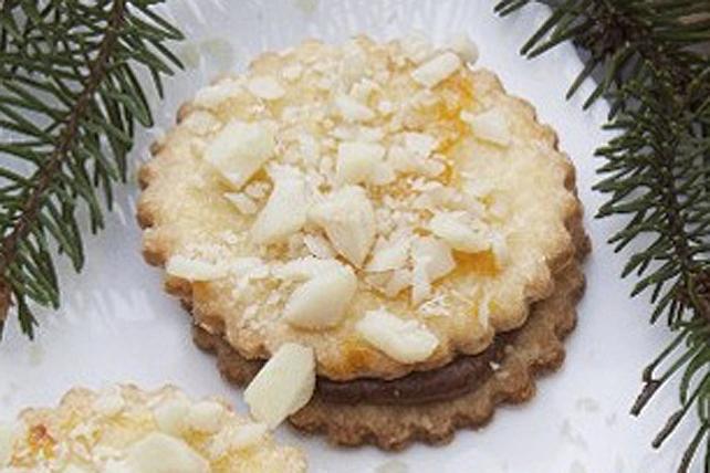 Sablés aux noix de macadamia Image 1