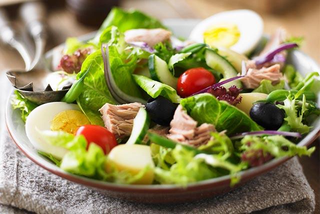 Niçoise Salad Image 1