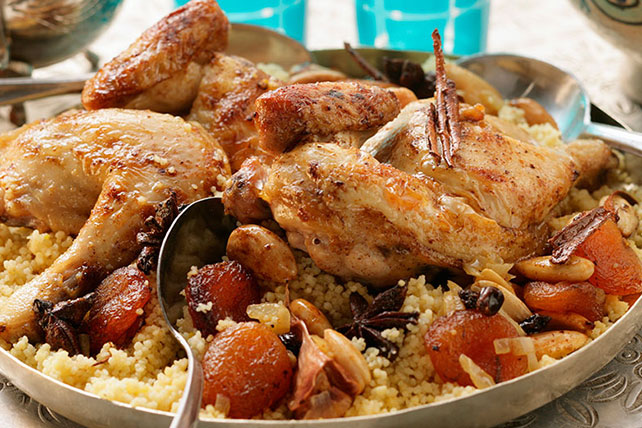 Moroccan Chicken with Couscous Recipe - Kraft Canada