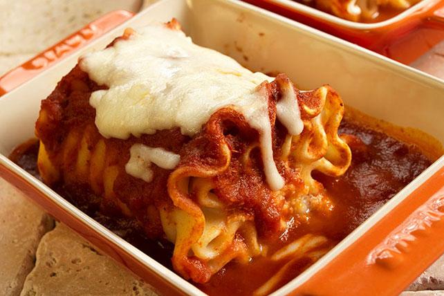 Lasagna Spinach Roll-Ups Image 1