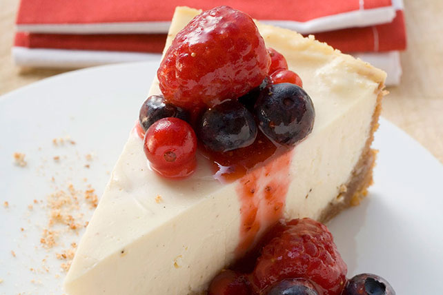Very Berry Cheesecake Image 1