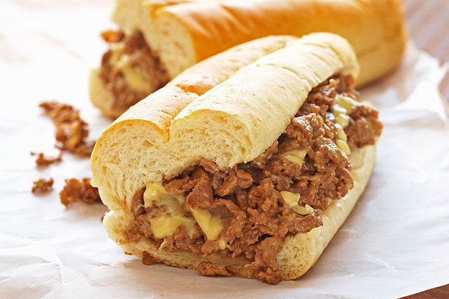 The Best Philly Cheesesteak Image 1