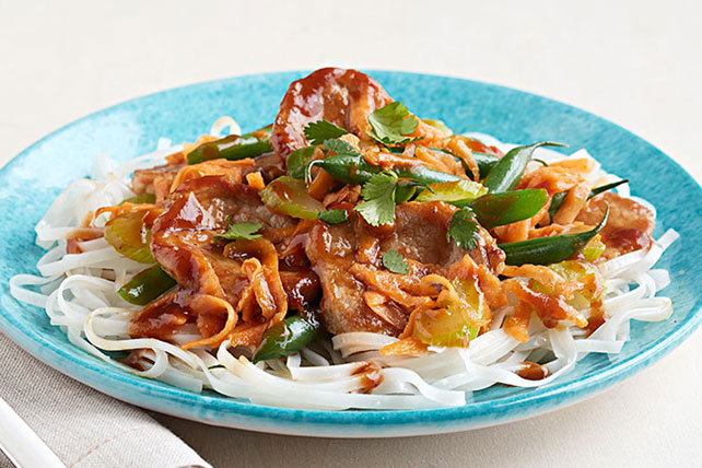 Spicy Pork Stir-Fry Image 1