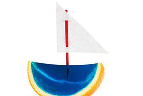 JELL-O Sailboats