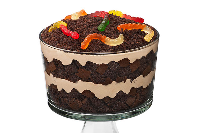 Dirt 'Cake' Recipe Image 1