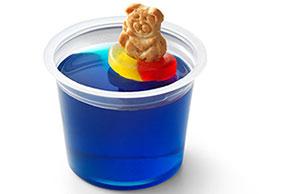 JELL-O  Bear Pool Snacker