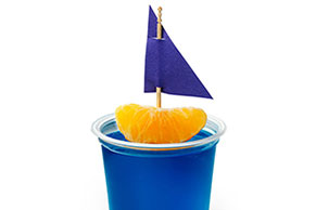 JELL-O Sailboat Snackers