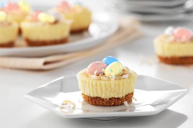 Mini cheesecakes PHILADELPHIA para la Pascua  Image 1