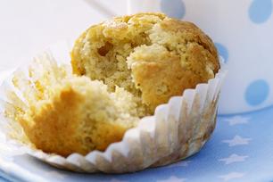 Banana-Oatmeal Muffins