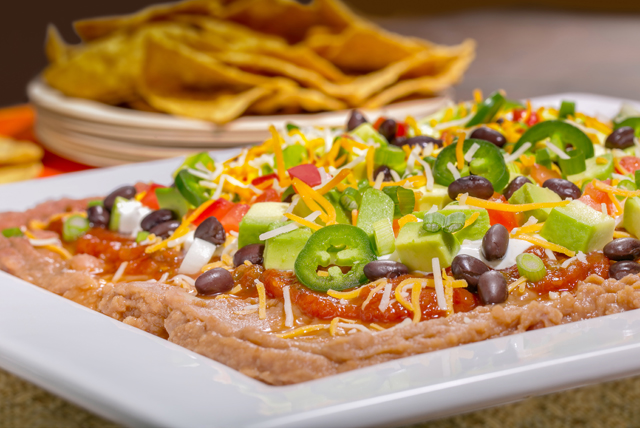 Easy Layered Taco Dip - Kraft Recipes