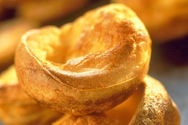 Poudings du Yorkshire au parmesan Image 1