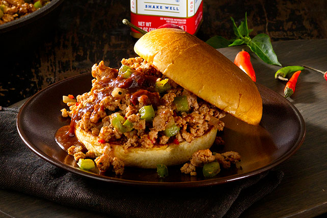 Turkey Sloppy Joes Image 1